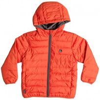 Quiksilver - Doudoune Scaly Active orange Garçon