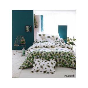 homemaison housse de traversin peacock pas cher achat vente housses de couette rueducommerce. Black Bedroom Furniture Sets. Home Design Ideas