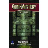 Paizo - Jeux de rôle - Map Pack : Dungeon Sites