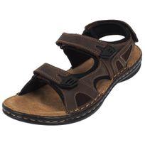 Tbs - Sandales Berric marron sandale Marron 54815