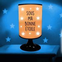 Stc - Lampe Projection Sous ma bonne étoile