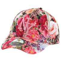 Ny Official - Casquette Ny fleu rose t50 kid Rose 41607