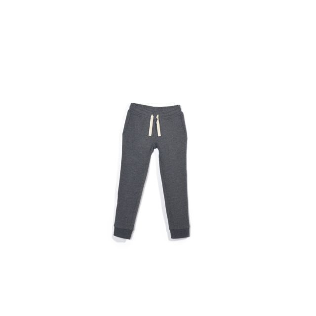 9773fa397ea73 Kaporal 5 - Kaporal Pantalon de Jogging Fille Anice Gris Foncé - Taille -  12 ans