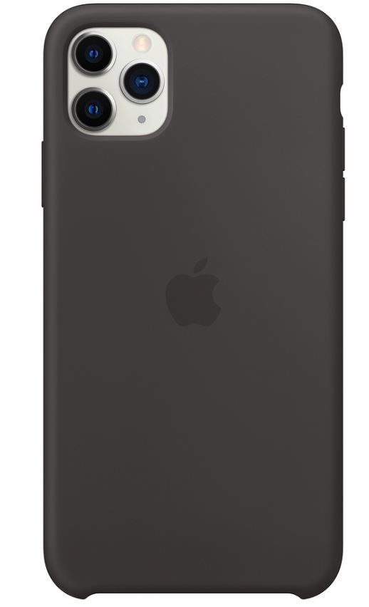 APPLE Coque de protection pour iPhone 11 Pro Max - MX002ZM/A - Noir