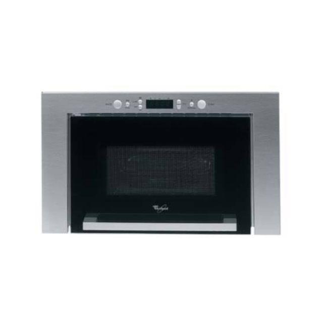 Whirlpool Micro-ondes grill amw488/ix 700w-22L-38cm