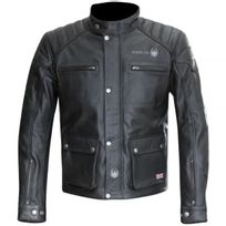 MERLIN - Keele Leather Black