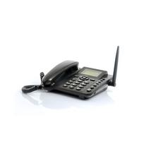 Auto-hightech - Téléphone de bureau sans fil pour carte sim Gsm fonction Sms