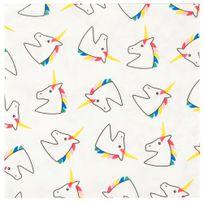 My Little Day - Serviettes Licorne x20