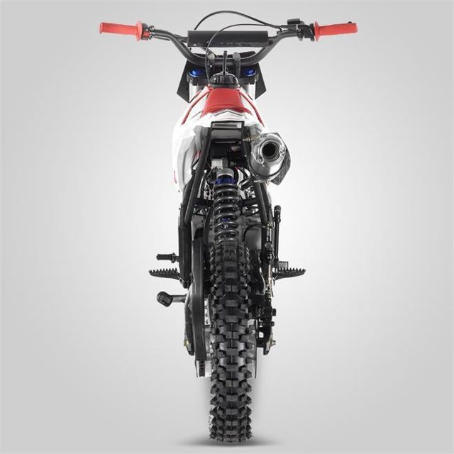 apollo dirt bike sx factory 140cc 14 17 ipone rouge 2019 achat vente moto cross 140 pas. Black Bedroom Furniture Sets. Home Design Ideas