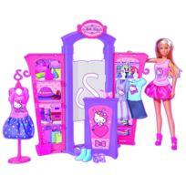 STEFFI LOVE - HELLO KITTY - Poupée Shopping - 105732852SMO