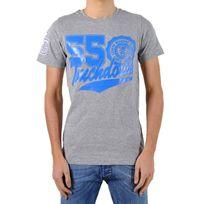 Beandbe Touchdown - T-shirt Be and Be Touchdown 55 Gris / Bic