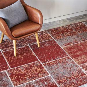 alina agadir tapis extrieur et intrieur xcm rouge with tapis alinea. Black Bedroom Furniture Sets. Home Design Ideas