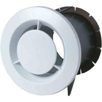 Dmo - Bouche extraction ronde pour sanitaire - 80 mm
