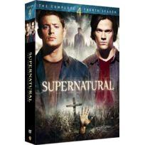 Warner Home Video - Supernatural - Season 4 IMPORT Anglais, IMPORT Coffret De 6 Dvd - Edition simple