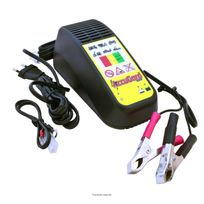 Kyoto - Accugard - Chargeur Batterie Moto & Scoot 12v Automatique 900 mA