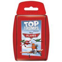 Winning Moves - Jeux de société - Planes Top Trumps ALLEMAND