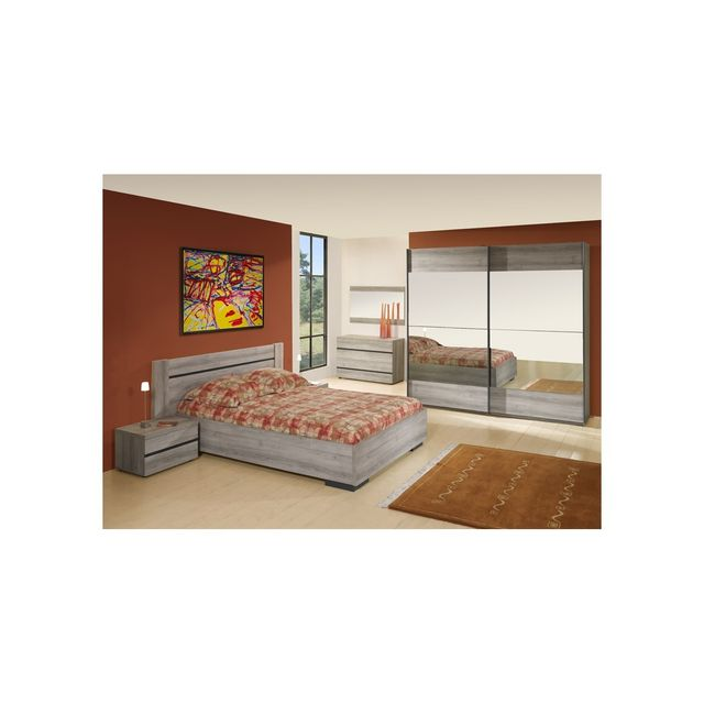 Altobuy Mara - Chambre Complète 140x200