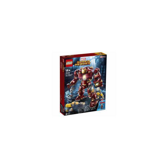 Lego 76105 - ® Le super Hulkbuster Ultron Edition