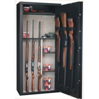 Infac - Armoire forte Sentinel Sd14 modulable / 10-14 armes