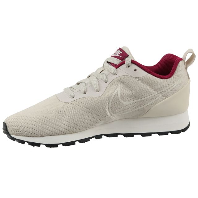 100% top quality best sale great deals 2017 Nike - Md Runner 2 Eng Mesh Wmns 916797-100 Gris - pas cher Achat ...