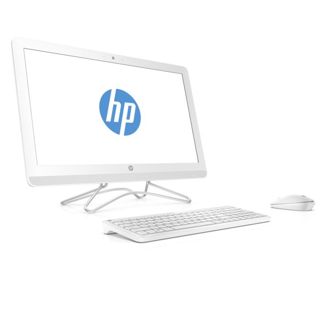 HP Tout en un - Full HD - APU AMD A9-9400 - SATA 2 To - RAM 8 Go - AMD Radeon R5 - DVD - Windows 10