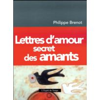 L'ESPRIT Du Temps - lettres d'amour, secret des amants