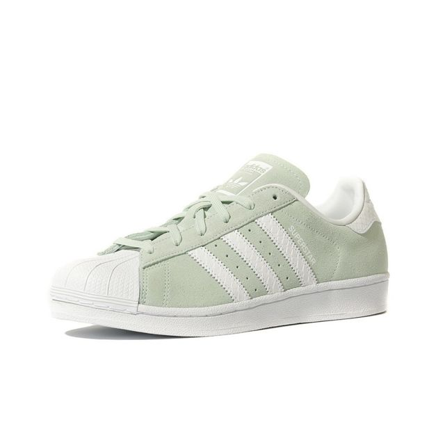 skate shoes classic styles uk cheap sale Superstar Homme Chaussures Vert Multicouleur 42 2/3