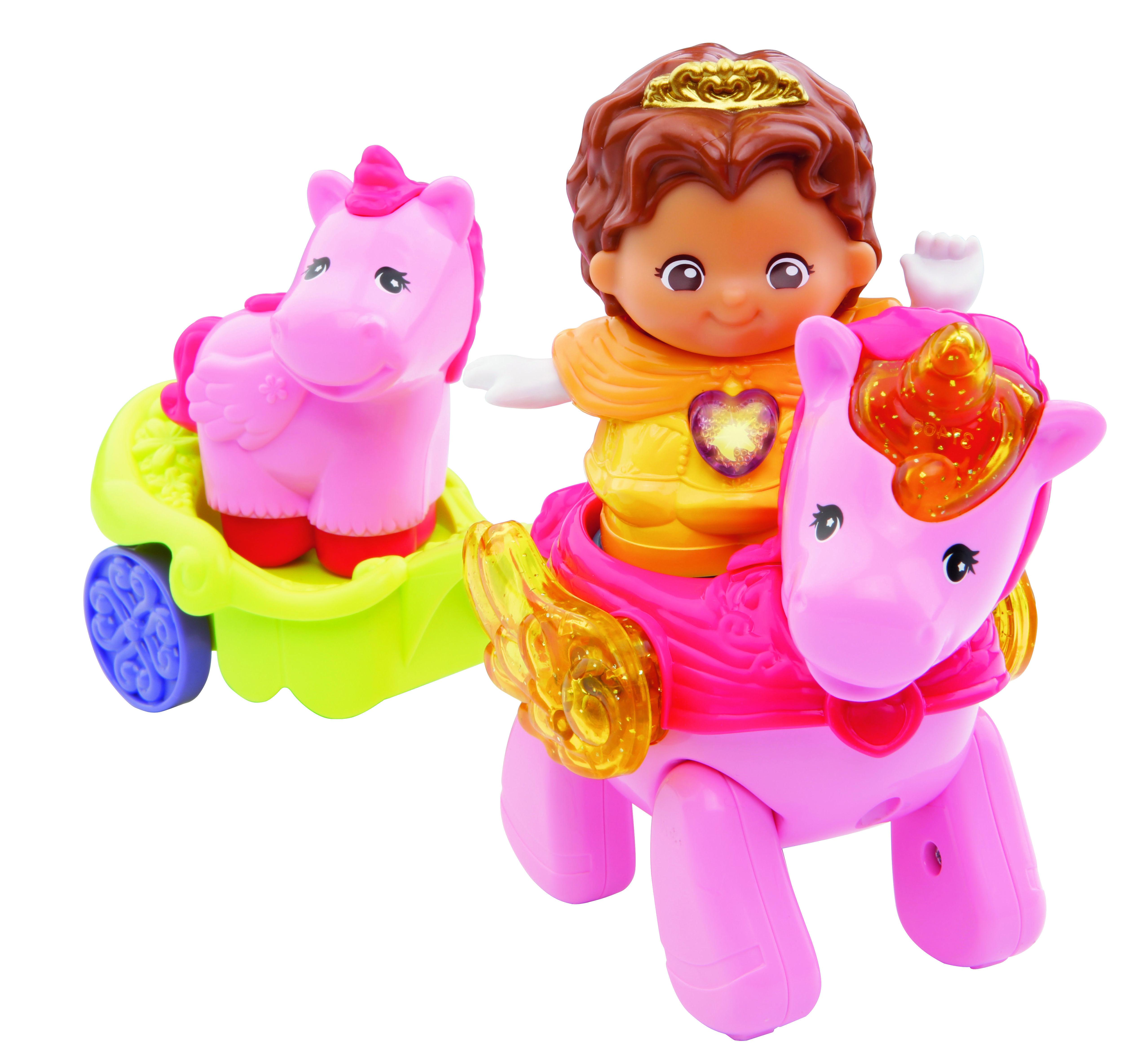 TUT TUT COPAINS - La licorne magique de Claire, la princesse aventurière - 177105