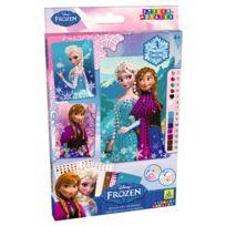Orb Factory - Mosaïque Sticky Mosaics : La Reine des Neiges Frozen, : Kit scintillant