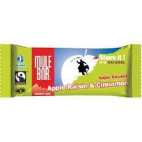 Mulebar - Barre énergétique Apple Strudel - 40 g