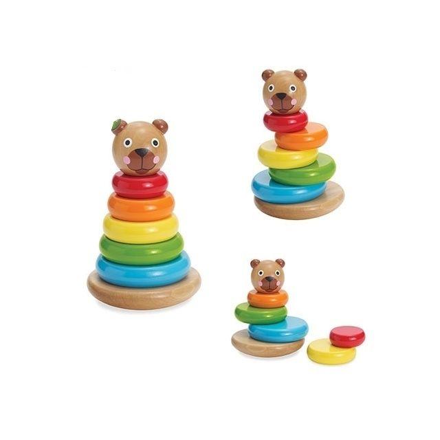 Manhattan Toy Ours à empiler