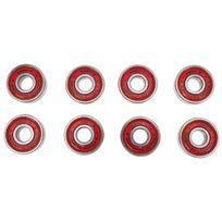 Templar - Roulements trottinette Abec 9 pack de 8 Gris 12703