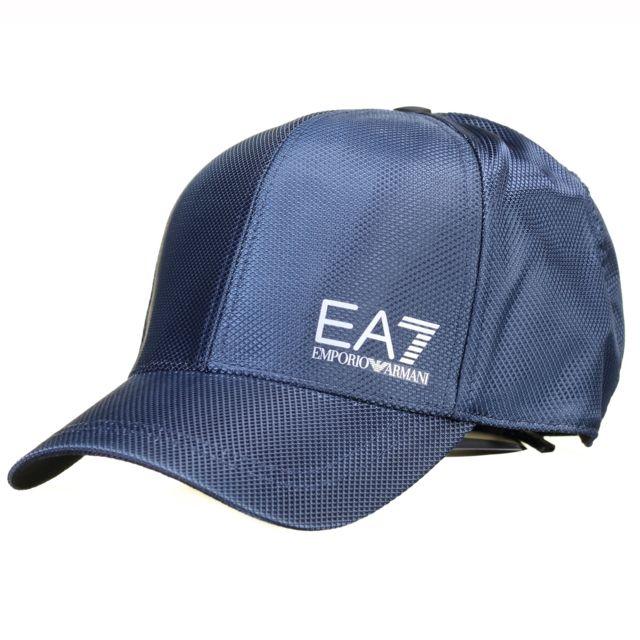 afec440b801 Ea7 Emporio Armani - Casquette Ea7 Emporio Armani 275611 - 6a690 00535 Bleu
