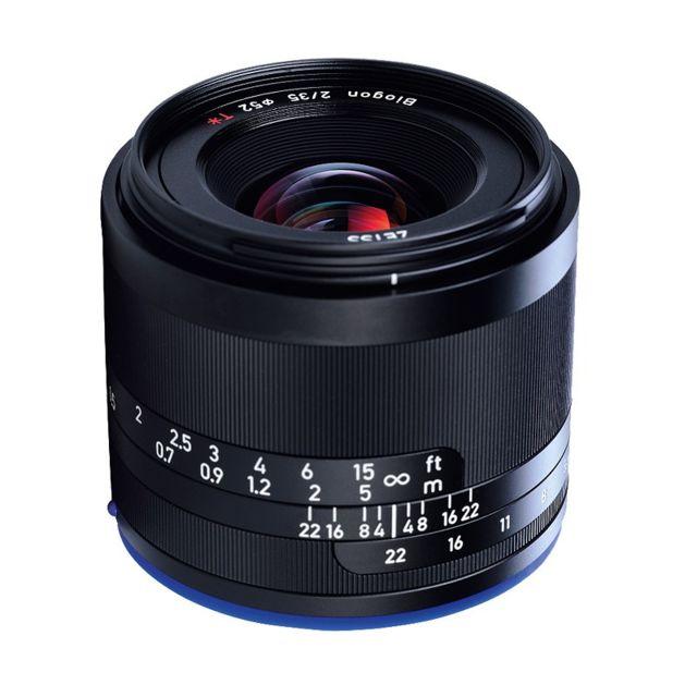 Zeiss Objectif Loxia 35 mm f/2 monture Sony Fe