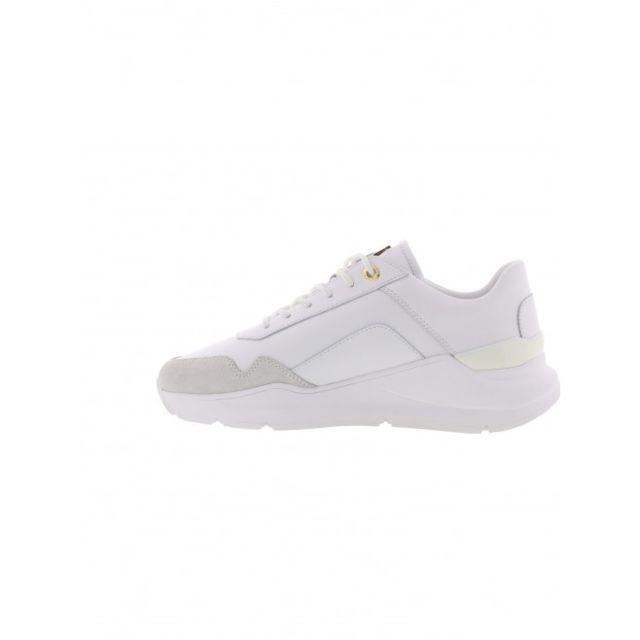 Horspist Basket Concorde White