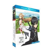 Wakanim - Sword Art Online - Arc 1 SAO Edition Saphir 2 Blu-ray, + Livret Édition Saphir