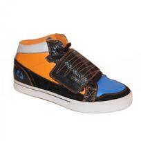 Samples shoes Hi Top Tribute Black Orange White