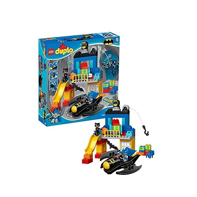 Super Héros Duplo Licence Lego Xiuopkz De 10545 Construction Jeu FcKTlJ1