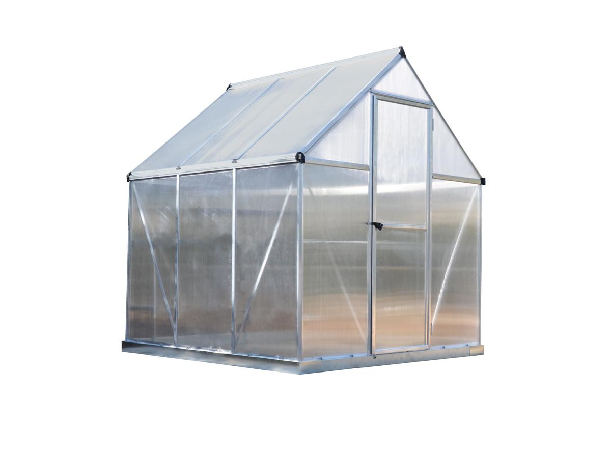 Serre en polycarbonate Multiline 3,4 m²