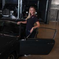 Gulf - Polo Speed bleu pour femme taille S