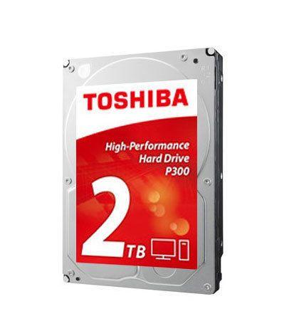 TOSHIBA P300 High-Performance Hard Drive 2TB bulk