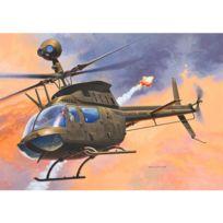 Revell - Maquette hélicoptère : Bell Oh-58D Kiowa