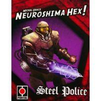 Z-man Games - Neuroshima Hex! Steel Police