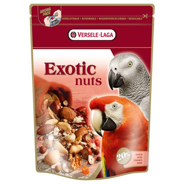 Versele Laga Mélange de Graines Exotic Nuts pour Perroquet 750g