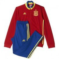 28f6cf685264 Adidas originals - Survêtement Espagne Rouge Football Garçon Adidas