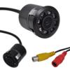 Rocambolesk - Superbe Caméra de recul étanche avec Vision nocturne Neuf