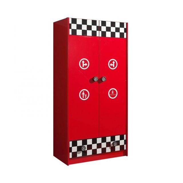 Vipack Armoire Monza 2 portes