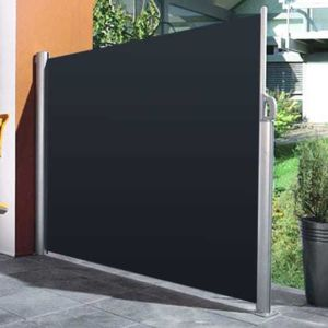 pare vent retractable brise vent transparent terrasse pare vent retractable pas cher pare. Black Bedroom Furniture Sets. Home Design Ideas