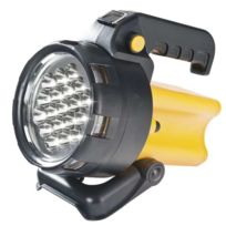 Provence Outillage - Lampe phare rechargeable 19 leds