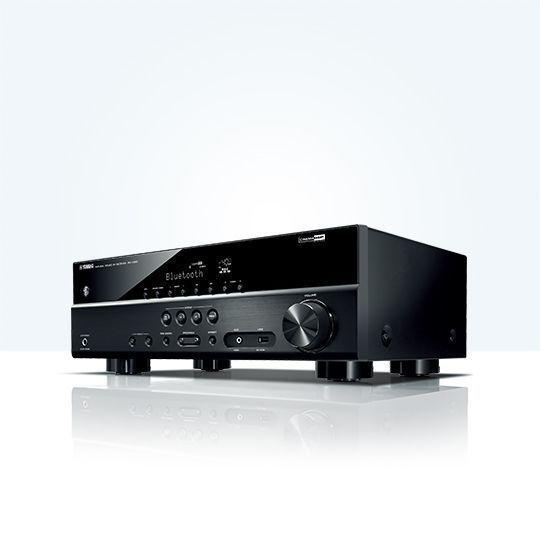 YAMAHA - Amplificateur Home cinéma 5.1 Bluetooth RXV383